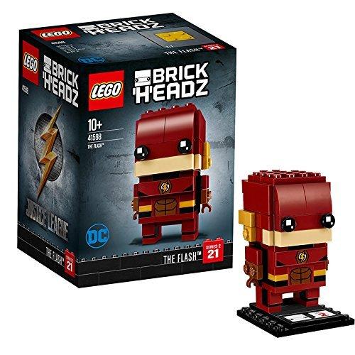 LEGO UK 41598 BrickHeadz The Flash - £3 (Prime) / £7.49 (non Prime) at Amazon