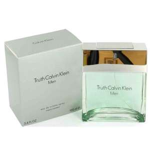 Calvin Klein Truth Men EDT 100ml £10.80 with code at lloydspharmacy - free c&c