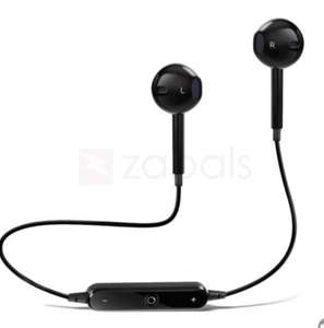 S6 Wireless Sweat resistant Bluetooth Earbuds - 6 month warranty £2.26 Zapals