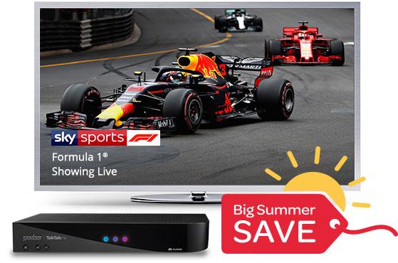 talktalk - Fibre broadband (35mb) + Sky Sports - £37.50/month