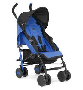 Chico echo stroller in blue £40 Boots