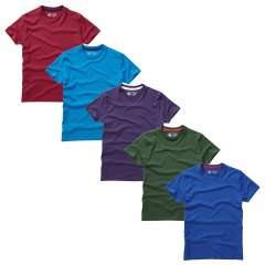 Pack of 5 Tees £20 with Code plus free Wallet with every purchase  @ Charles Wilson