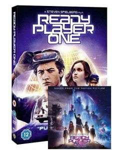 Ready Player One + FREE Soundtrack from £8.99 at Warner bros shop