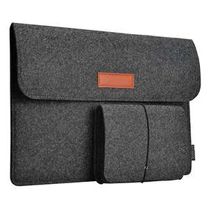 dodocool 12 Inch Laptop Felt Sleeve now £4.69 Prime / £9.18 Non Prime @ Amazon - Sold by HOME-Victory / FBA