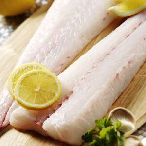 Fresh Hake Fillet From Fish Counter £8 a Kg @ Morrisons In store only