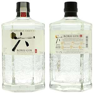 Roku Japanese Craft Gin - £25 @ Amazon