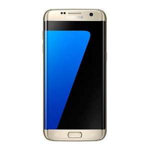 Samsung Galaxy S7 Edge - Condition Good - Gold - Unlocked - 12 Months Warranty - Cashback available 6.3% - £179.99 @ Music Magpie