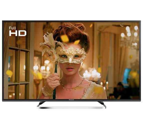 Panasonic TX-49ES500B 49 Inch Full HD Smart TV for £369 at Argos
