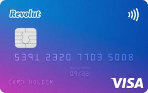 [New Customers] Revolut free VISA Card