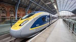 Eurostar to Paris / Brussels / Lille  / Calais £29 each way (September onwards) @ Eurostar