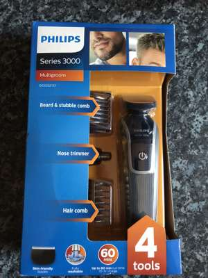 Phillips multigroom instore at Boots for £5 (found Gorleston)