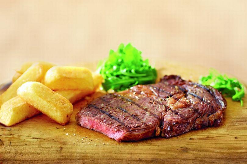 Aldi's Specially Selected Wagyu Sirloin Steak and Specially Selected Wagyu Ribeye Steak £7.99 from 26th