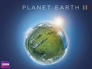 Planet Earth 2 4K digital - 40% less than Blu Ray at Amazon for £14.99