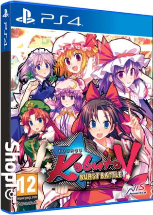 Touhou Kobuto V: Burst Battle (PS4) £9.85 @ Shopto