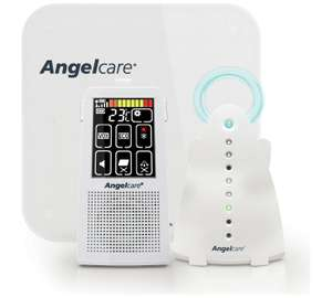 Angelcare AC701 Baby movement monitor with mattress sensor pad, sound and digital touch screen now £44.99 @ Boots