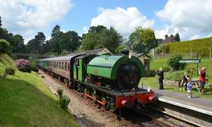 Spa Valley Railway Family (2A / 2C) Return Ticket from Tunbridge Wells £10.20 w/code @ Groupon