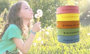 Mosquito Repellent Bracelet £2.99 with Free Delivery  at Mail Shop
