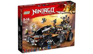 Lego Ninjago Dieselnaut - 70654 £67.97 @ Asda (and others)