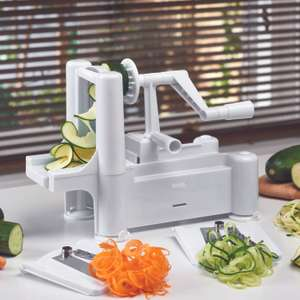 My Kitchen Vegetable Spiralizer only £4.99 @ The Range instore (+£3.95 delivery online)
