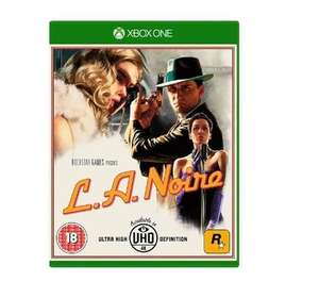 LA Noire Xbox One - £13.70 Music MagPie eBay, Free Delivery