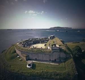 Entry to Historic Dorset Fort for 2 Adults with Drink now £10 / 1 A + 1 C £7.50 / Family of 4 Ticket £13 via Travelzoo - more Dorset offers inc Mapperton House  in OP