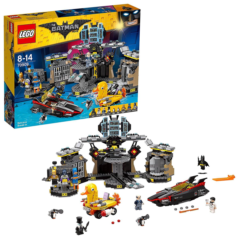 LEGO 70909 Batman Batcave Break-in - £59.99 @ Amazon & Argos