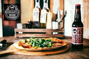 Pizzas for Two People PLUS a bottle of Prosecco or a flight of BrewDog beer each at BrewDog Newcastle now £18 (£9pp) via Itison