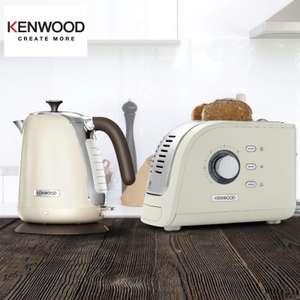 I'll toast to that! Half Price Kenwood Turbo Kettle & Toaster for £55.99 (£39.99 each plus 30% off) at  Ocado