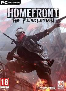 [Steam] Homefront: The Revolution - £2.59 - Instant Gaming