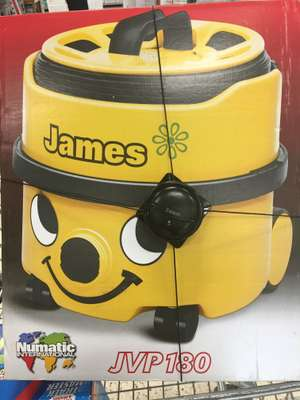 James vacuum (because people can't deal with hoover) - £69.30 instore @ Tesco (Walkden)