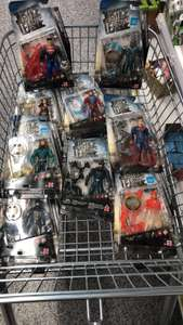 Multiple DC action figures £3 each instore @ ASDA (Chester)