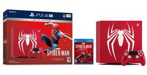 Spider-Man PS4 Pro (Now available standalone from GAME UK) - £379.99