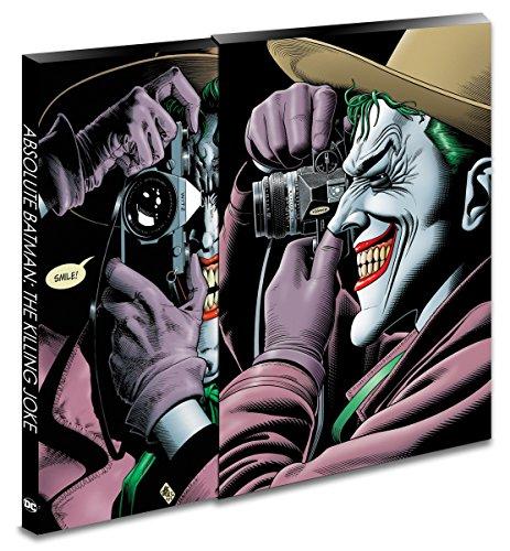 Absolute Batman: The Killing Joke: 30th Anniversary Edition PRE-ORDER @ Amazon - £26
