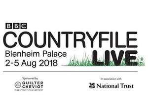A Family Day Out At Countryfile Live 2018 FREE TICKETS with O2 Priority 2nd to 5th August 2018
