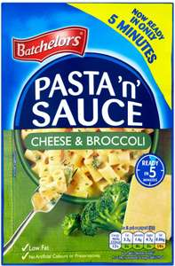 Batchelors Pasta 'N' Sauce 110G - 50p @ ASDA