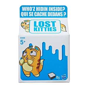 Hasbro Lost Kitties Blind Box £4 BOGOF - Sainsburys In store