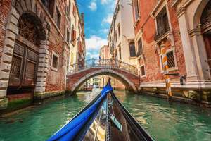 From Bristol: Saturday-Tuesday 3 Nights in Venice close to St Marks £117.62pp @ Ebookers