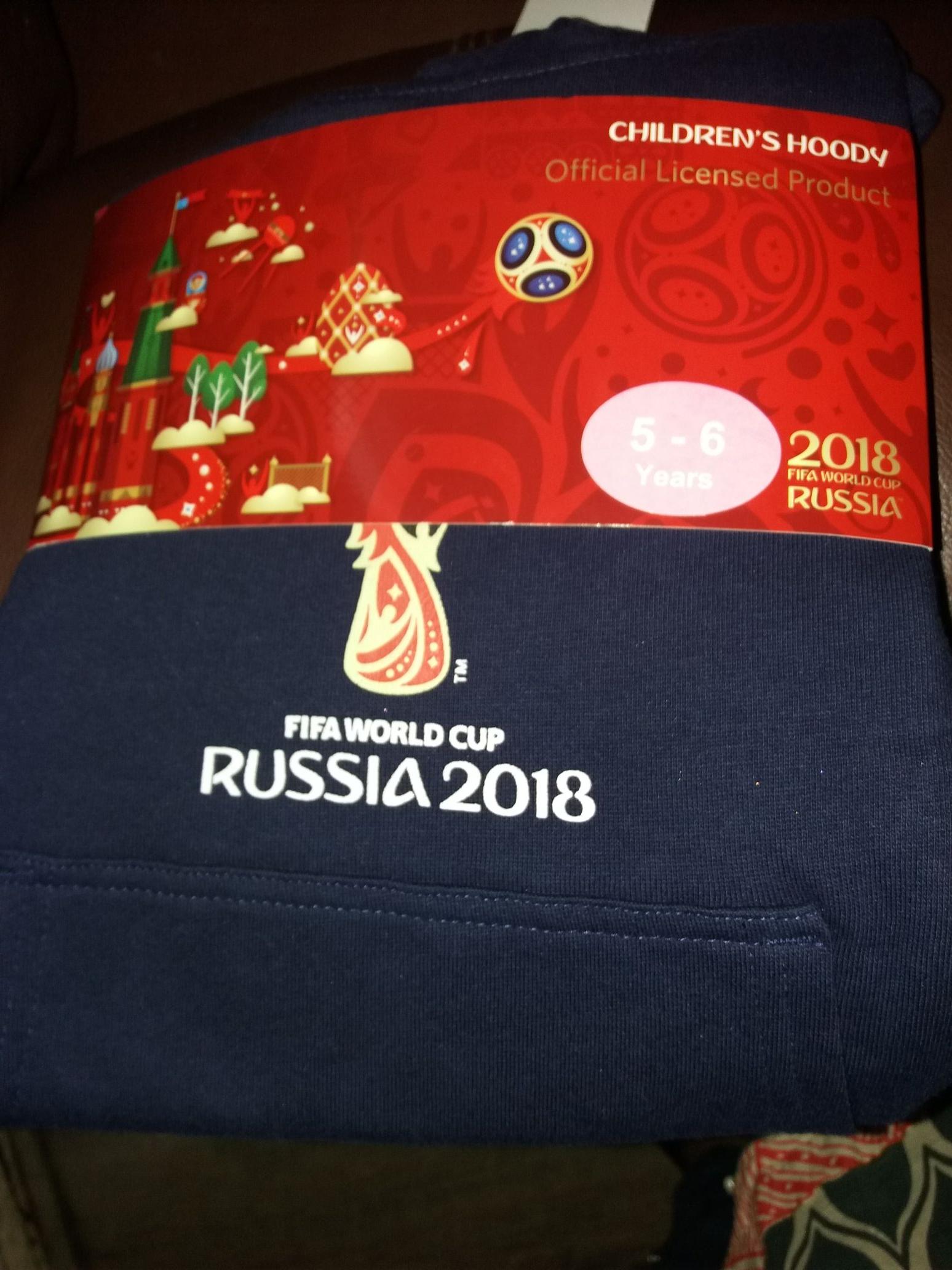 World cup hoodies and t-shirt 19p Aldi Huddersfield