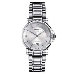 Certina DS Caimano Automatic Men's Watch at Beaverbrooks for £260