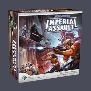 Star Wars Imperial Assault Board Game at Amazon for £74.49