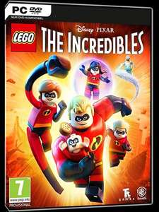 Lego The Incredibles on PC £14.44 mmoga