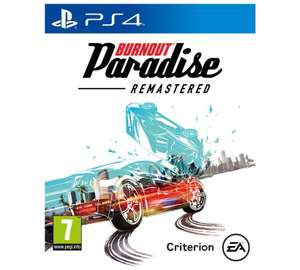Burnout Paradise Remastered £11.99 @ PlayStation Store