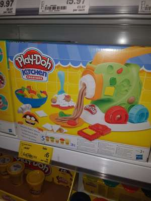 Play-Doh noodle mania £6 instore @ asda hunts cross Liverpool