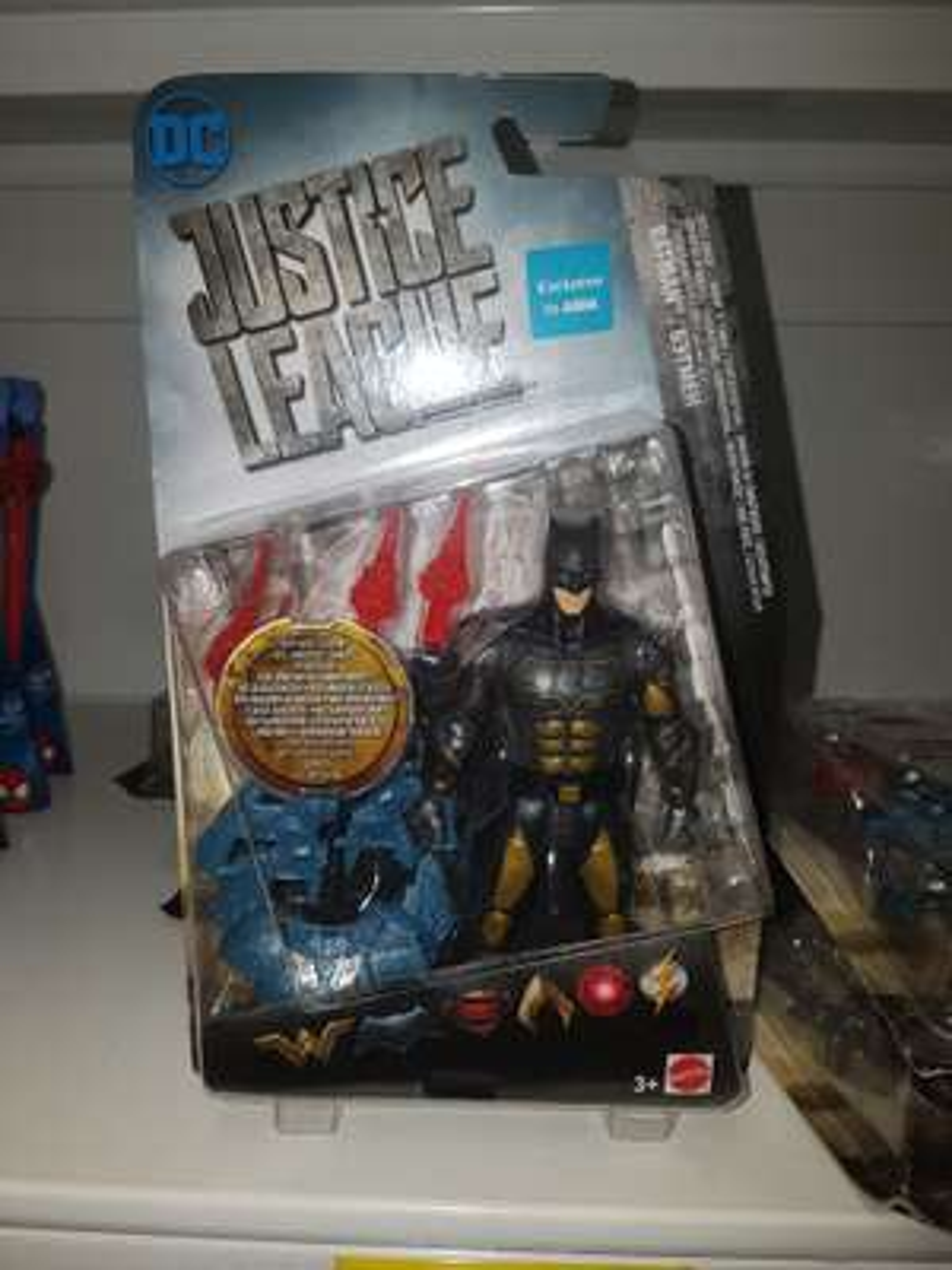 Justice league figure £3  instore @ asda hunts cross Liverpool