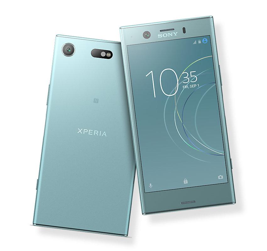 Sony Xperia  XZ1 Compact mobile phone SIM-free £299 Carphone Warehouse