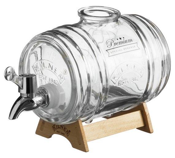 Kilner 1 Litre Glass Barrel Dispenser £13.99 @ Argos