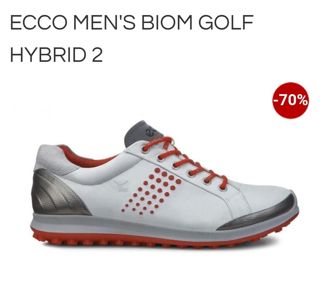 ECCO Biom golf hybrid golf shoes £51 ecco outlet