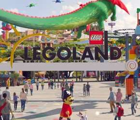 Half Price Legoland Annual Pass £45 eagleradio