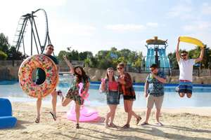 THORPE Park annual passes £25 from 9am Friday
