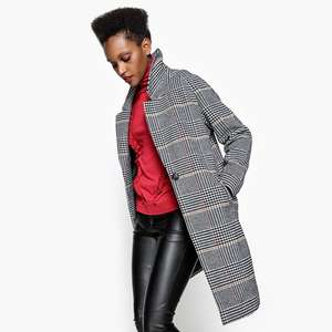 Extra 10% off upto 70% off final clearance eg Checked Overcoat (was £79) Now £21.33  + free C&C more in op at La Redoute
